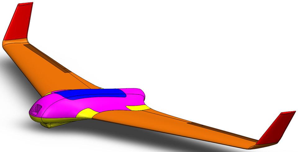 Skywalker X8 Reverse Enginnering (Process Overview) | 3D CAD Model