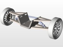 suspension - steering mechanism