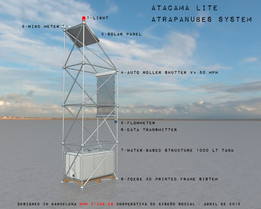 Atacama test station & sustainable development ideas