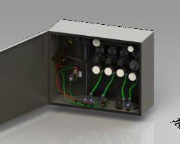 Pneumatic Lift Gate (1 of 3) Main Control