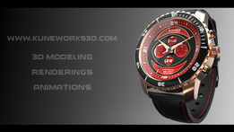 F360 demo - watch