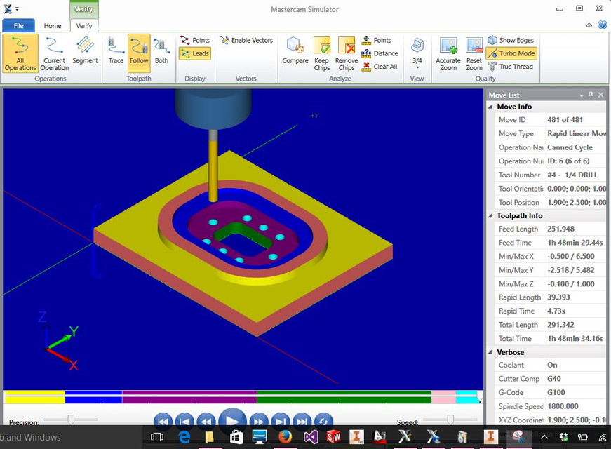 Mastercam for SOLIDWORKS® | SOLIDWORKS