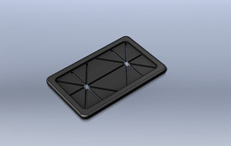 Water cooling system input cap (large)