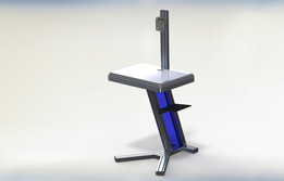 ALUMINIUM LECTURN, PC STAND, DISPLAY STAND