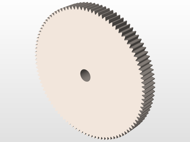 Robust Involute Spur Gear Generator Solidworks | 3D CAD
