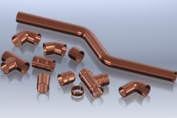 Ø15mm Copper Fittings