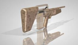 Scout Rifle Concept #1