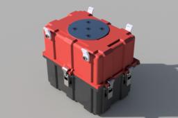 Electromagnetic Medical Supply Carrier