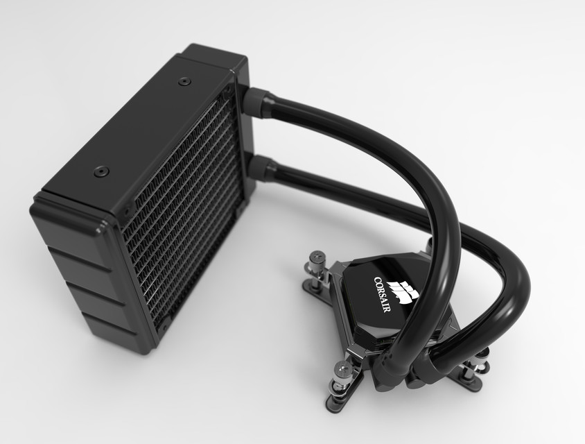 Corsair H80i Liquid CPU Cooler Driver for PC