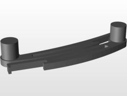 Spool holder for PL3D Giga