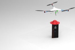 Self Docking Tricopter