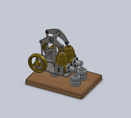 Sterling Engine