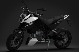 KTM Duke 690 (Only Renders)