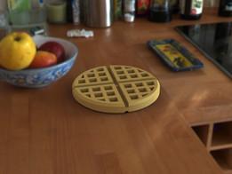 3D Printable Waffle