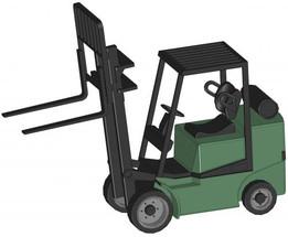 Clark Forklift 2,5T