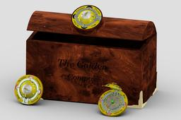 Puzzle Box ( The Golden Compass )