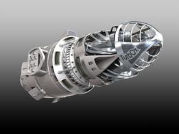 TurbOx (Pod Racer engine)