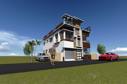 Residential Building-2