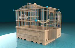 Bird Cage by Tommy