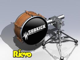 Subkick Bass Drum