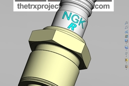 Spark Plug NGK R BR9ECS