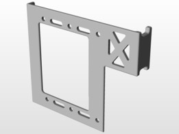 Cortex mount for VEX EDR systems