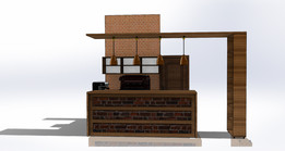 Small cofee shop