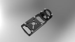 25mm Motor mount multirotor