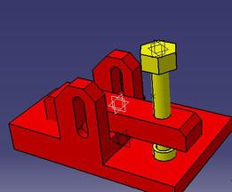 Mecanisme de Serrage