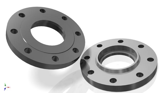 Quot class socket weld flange autodesk inventor d