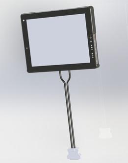 Nexcom VMD3002 10.4in Touchscreen Display