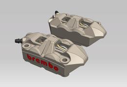 Brembo Monoblock calipers