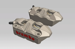 Brembo Monoblock calipers
