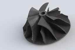 Radial Impeller (compressor Micro Turbojet)