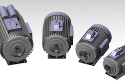 electro motor (parametric design)
