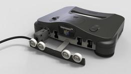 nintendo - Recent models | 3D CAD Model Collection | GrabCAD