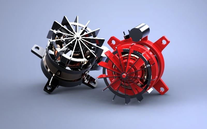 WEG 230 Volt - 020869784 - 190UT07-7A-2650 RPM-HZ50-Corded electric