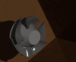 simple impeller design