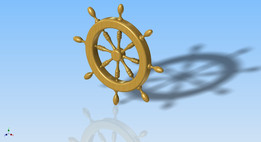 Gobierno de barco