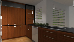 Renovation of a Kitchen