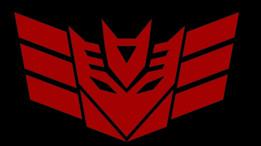 Transformers Decepticon Seeker symbol
