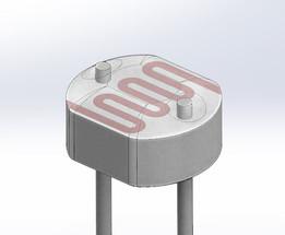5528 photoresistor Фоторезистор
