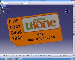 Ufone Sim Card