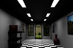 Interior (HALL WAY)