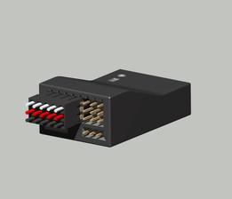 FRSky TFR8 SB - 2.4GHz Receiver - RC