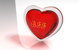Heart BFF
