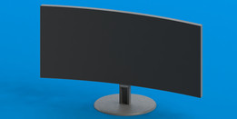 Samsung Curved Monitor (Unfinished)