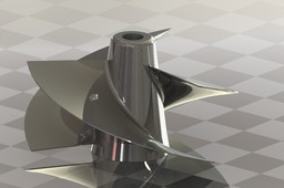 Jetski Impeller (fan)