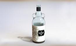 The Kraken (black spiced rum)