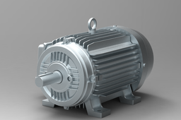 ELECTRIC MOTOR 256T FRAME